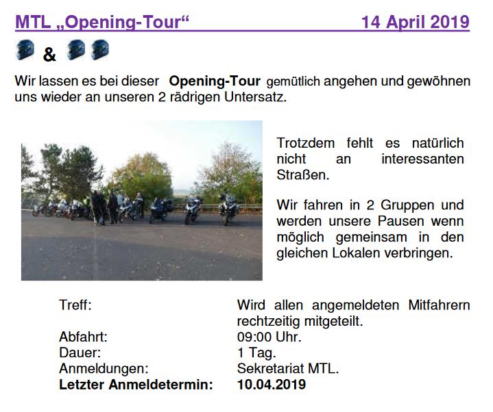 14.04.19 Season-Opening-Tour